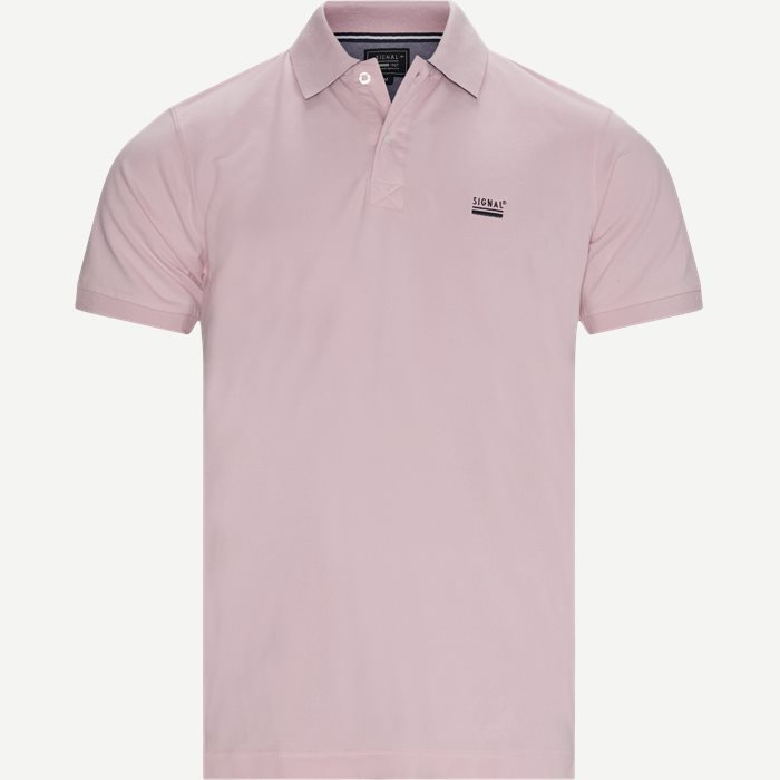 T-shirts - Regular - Pink