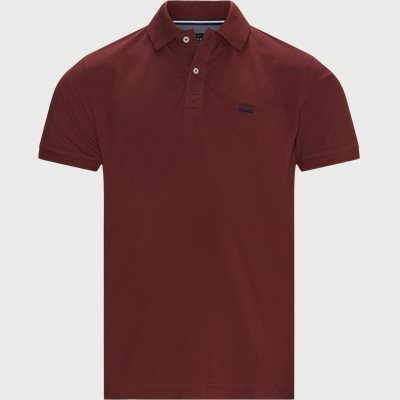 Nors Polo T-shirt Regular | Nors Polo T-shirt | Rød