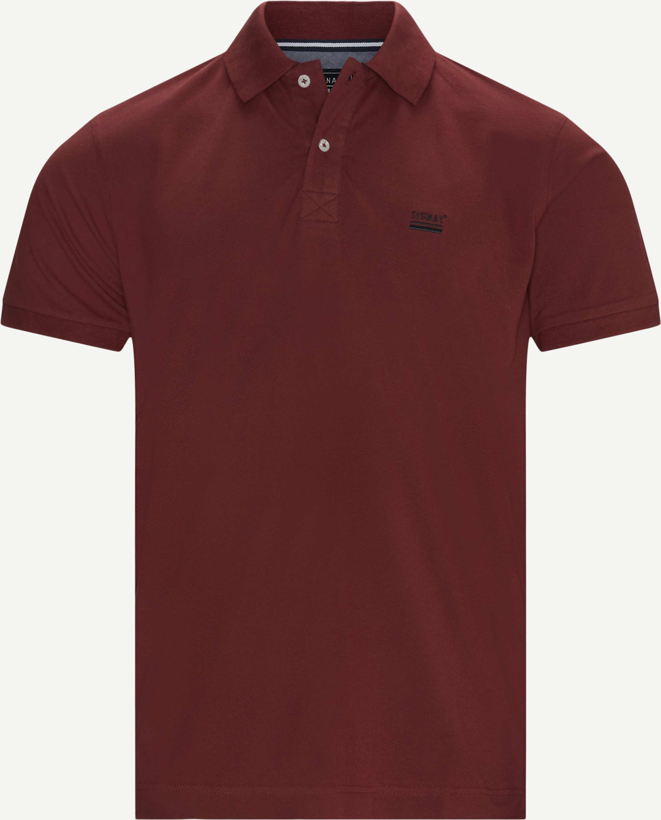 T-Shirts - Regular - Rot