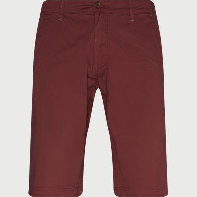 Regular fit | Shorts | Rot