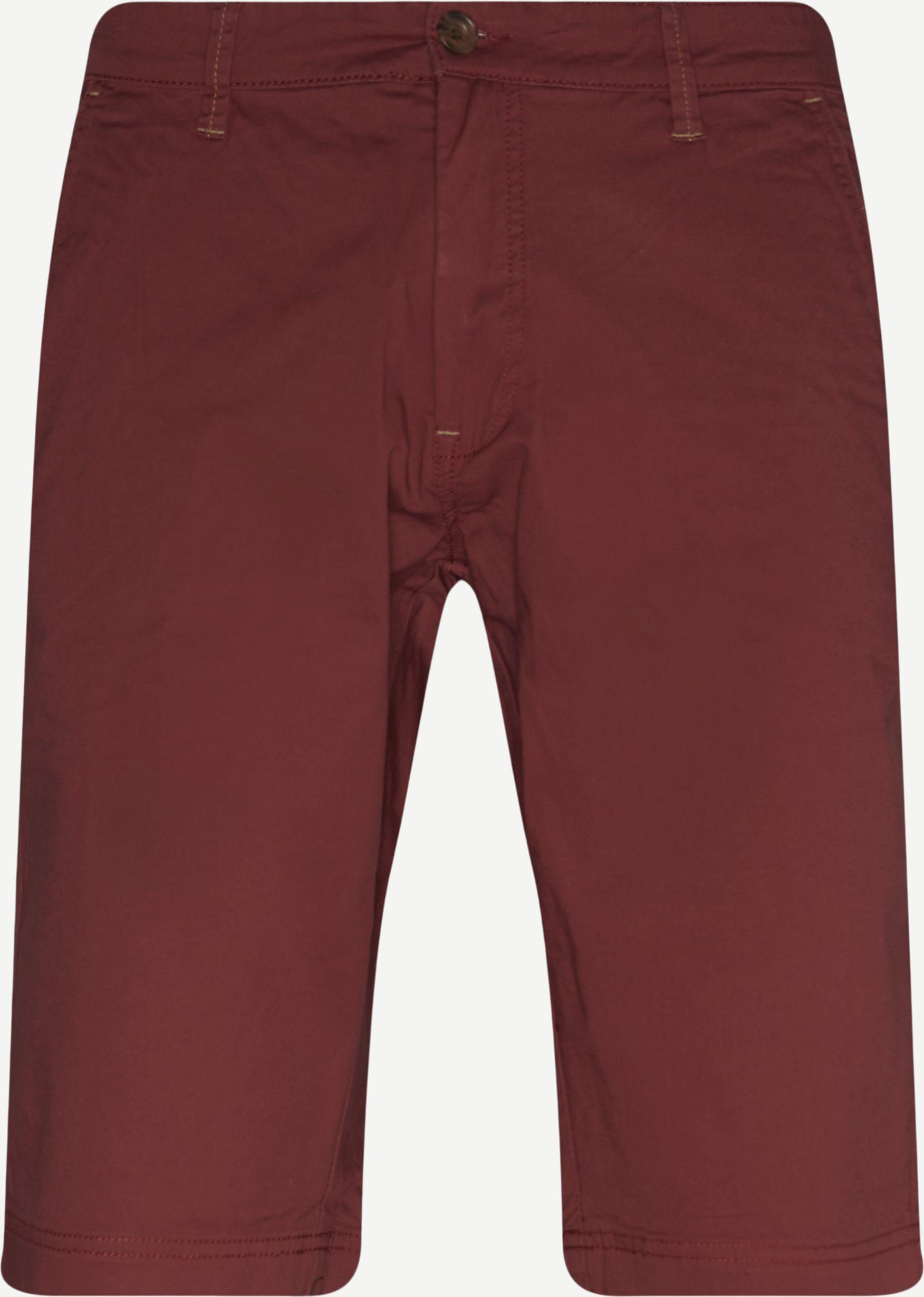 Shorts - Röd
