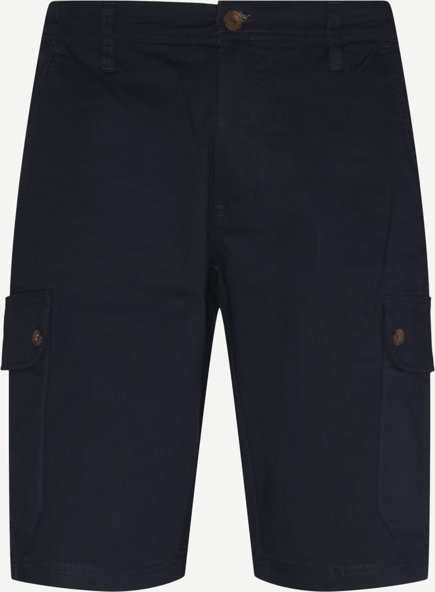 Shorts - Regular - Blau