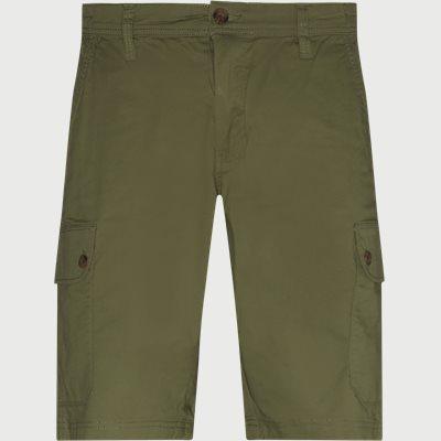 Regular fit | Shorts | Oliv