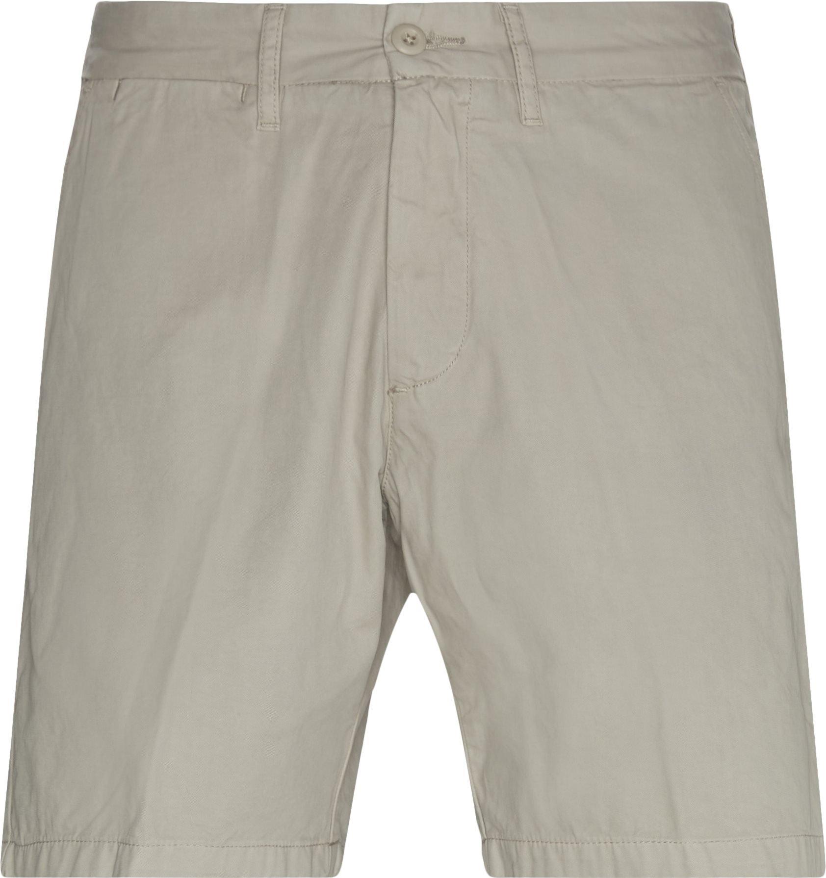 John Shorts I021730 - Shorts - Regular fit - Sand