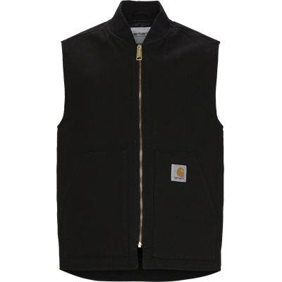 Classic Vest I026457 Regular fit | Classic Vest I026457 | Sort