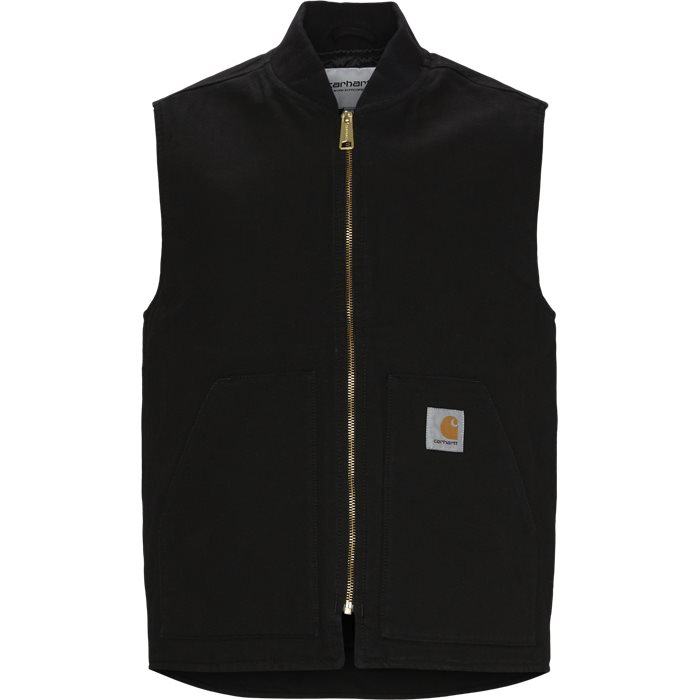Vests - Black