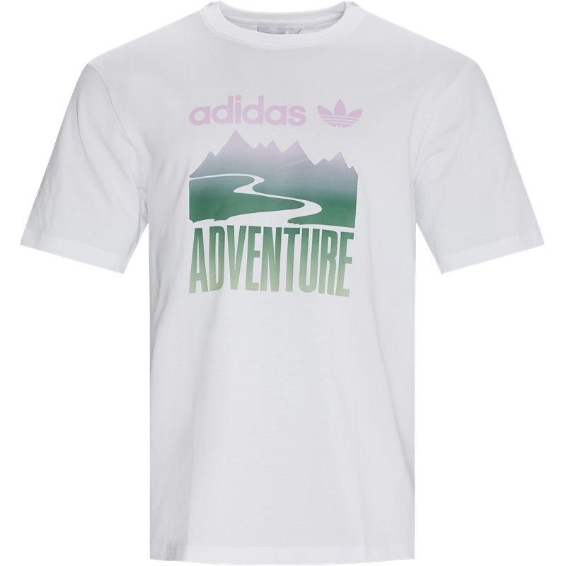 Køb Adidas Originals Adv Mount Tee Hvid