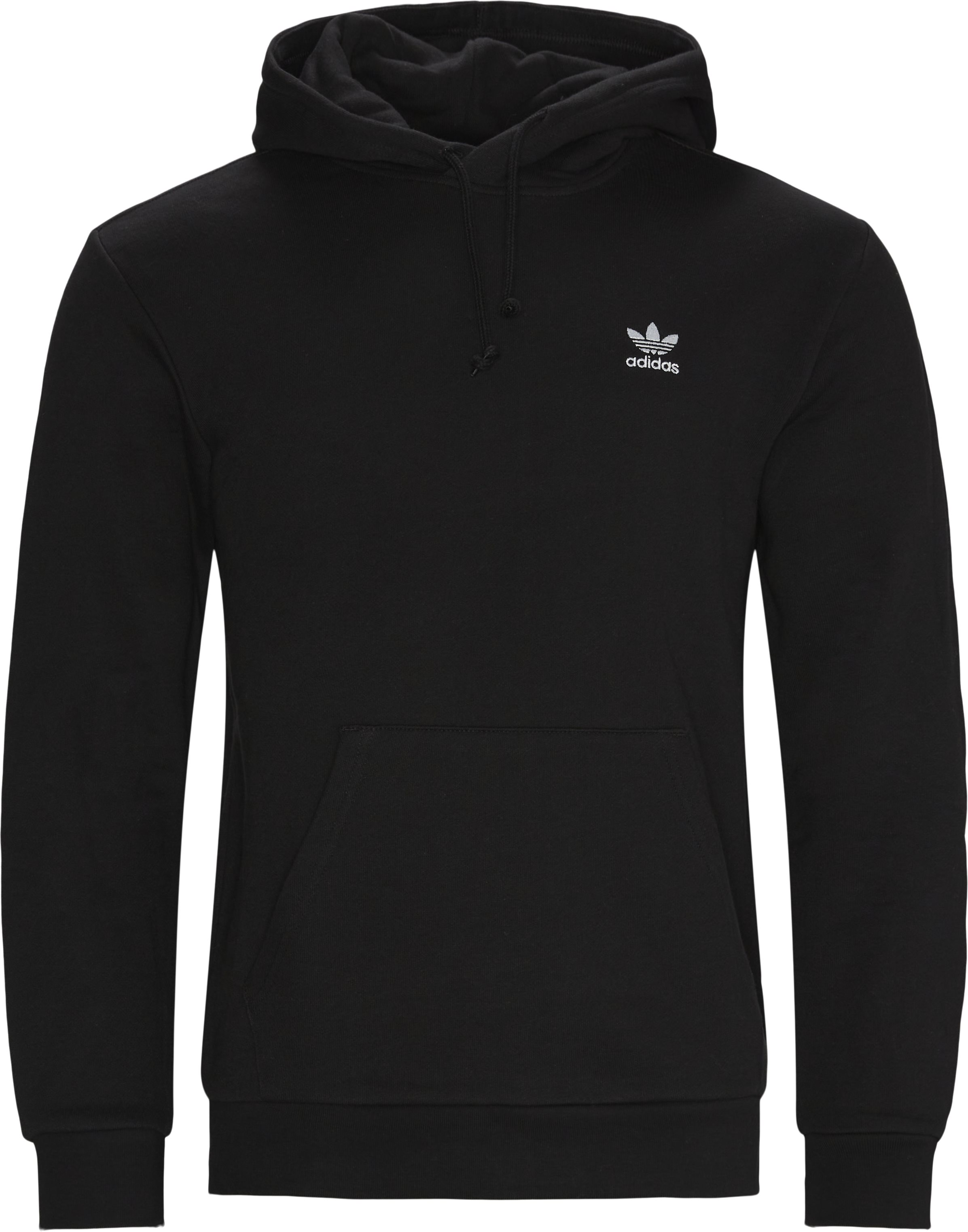 Essential Hoodie - Sweatshirts - Regular - Svart