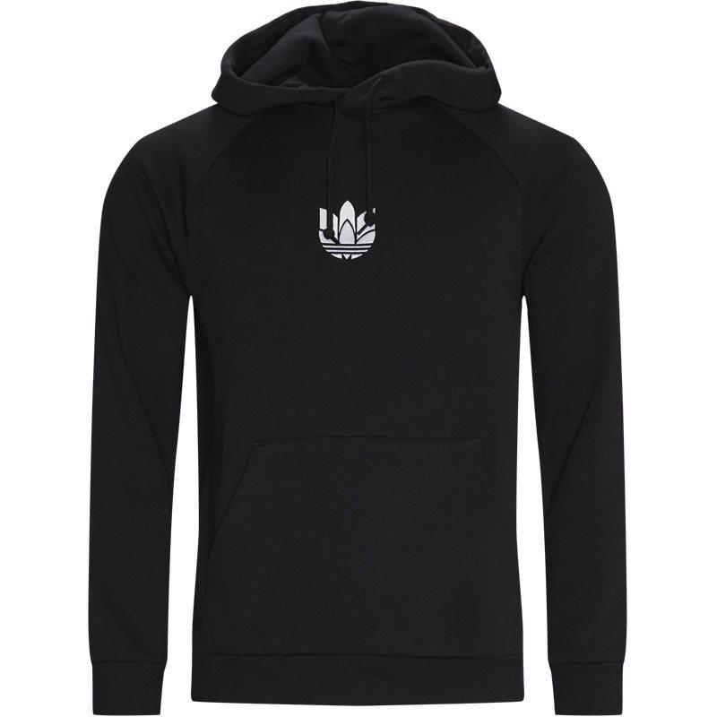 Køb Adidas Originals Gn3555 3d Trefoil Hood Sweatshirts Sort