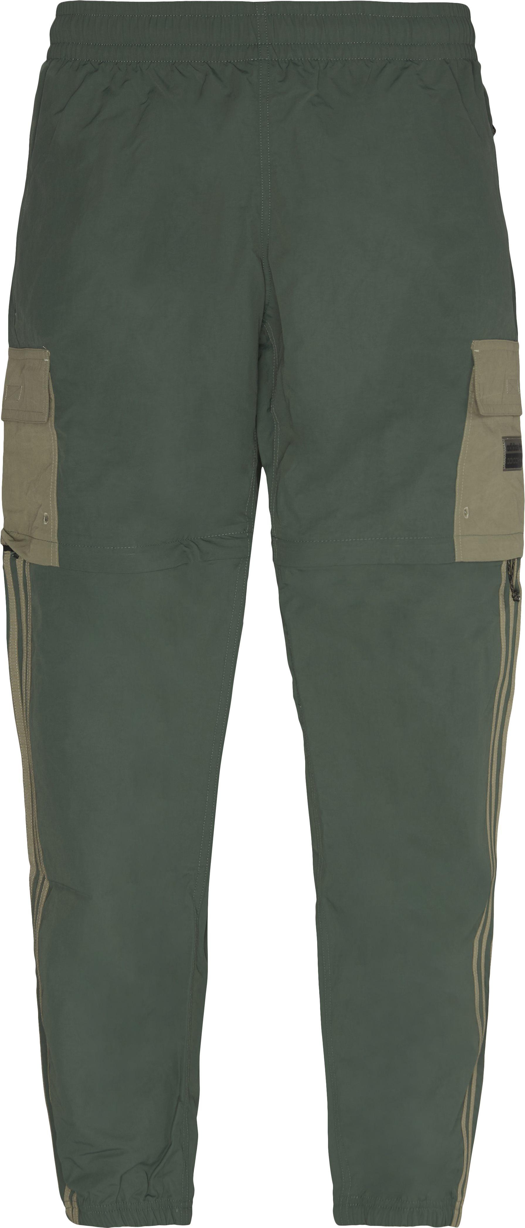 Utlty Pants - Bukser - Regular fit - Grøn