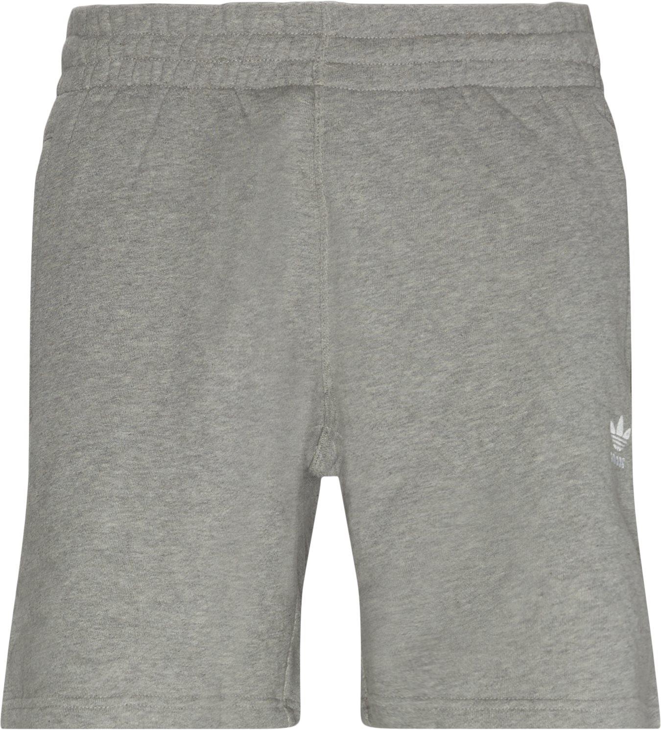 Essential Shorts - Shorts - Regular fit - Grå