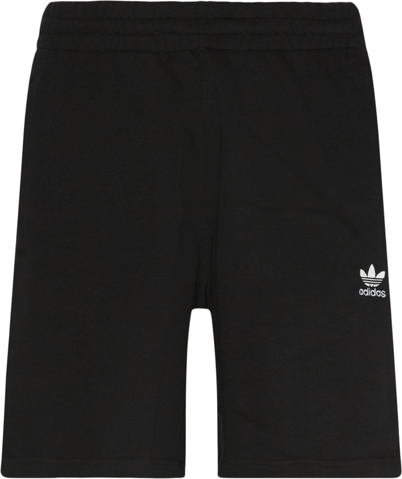 Essential Shorts - Shorts - Regular fit - Sort