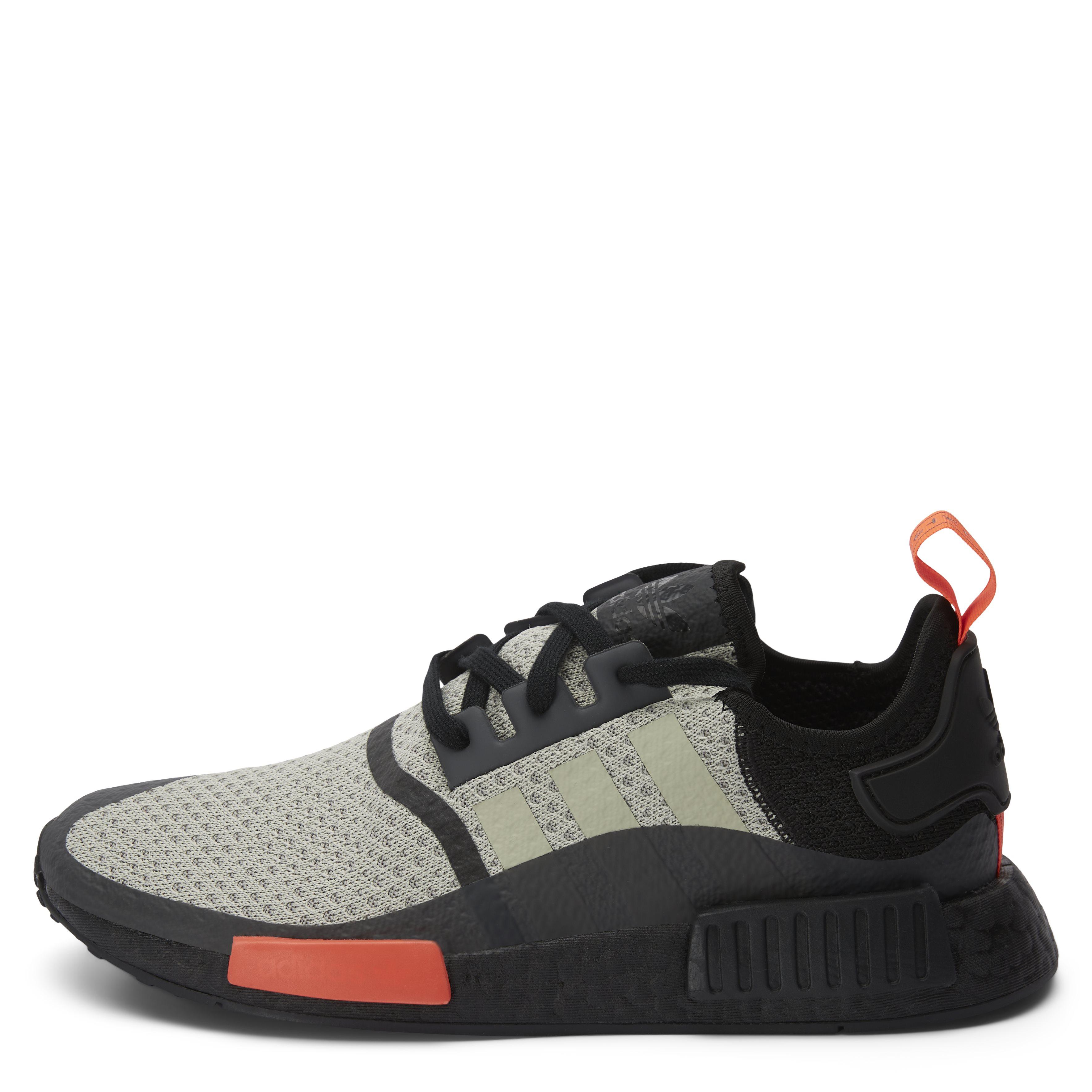 NMD_R1 Sneaker - Sko - Sort