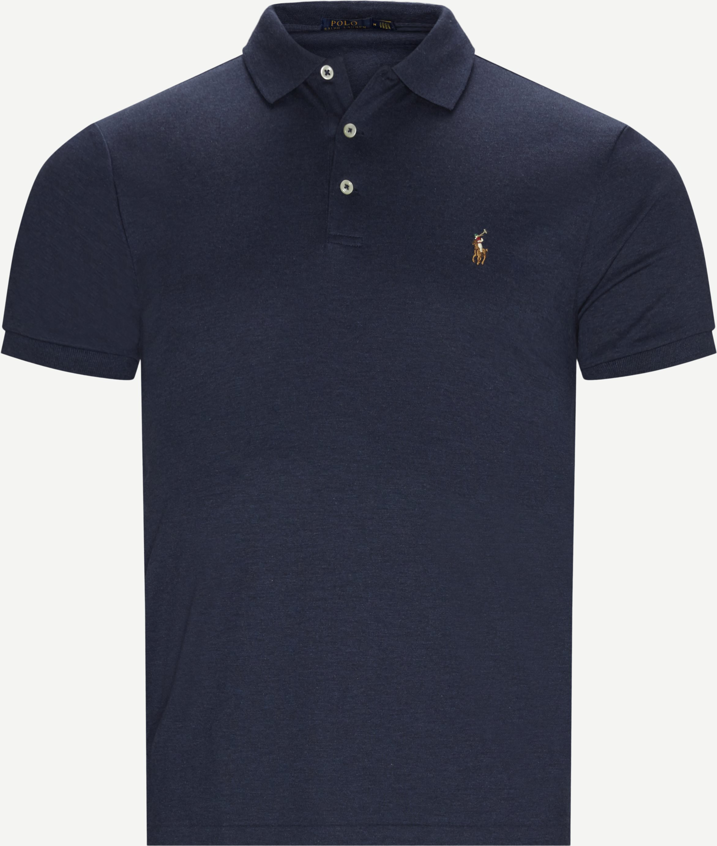 T-Shirts - Regular slim fit - Blau