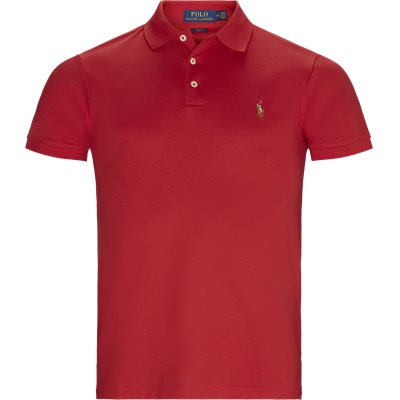 Regular slim fit | T-shirts | Red
