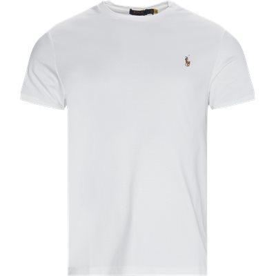 Logo T-shirt Slim | Logo T-shirt | White