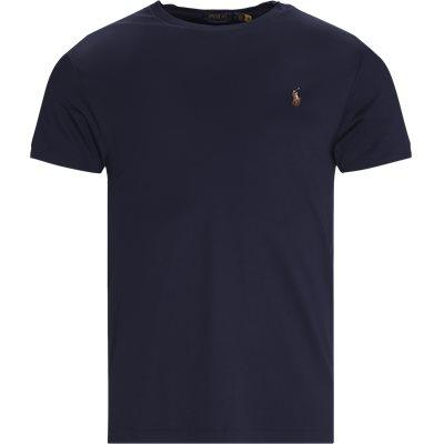 Logo T-shirt Slim | Logo T-shirt | Blue