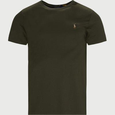 Logo T-shirt Slim fit | Logo T-shirt | Armé