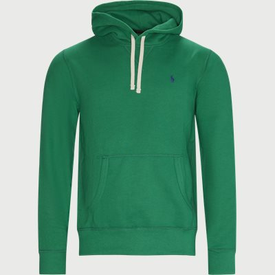 Hooded Sweatshirt Regular | Hooded Sweatshirt | Grön