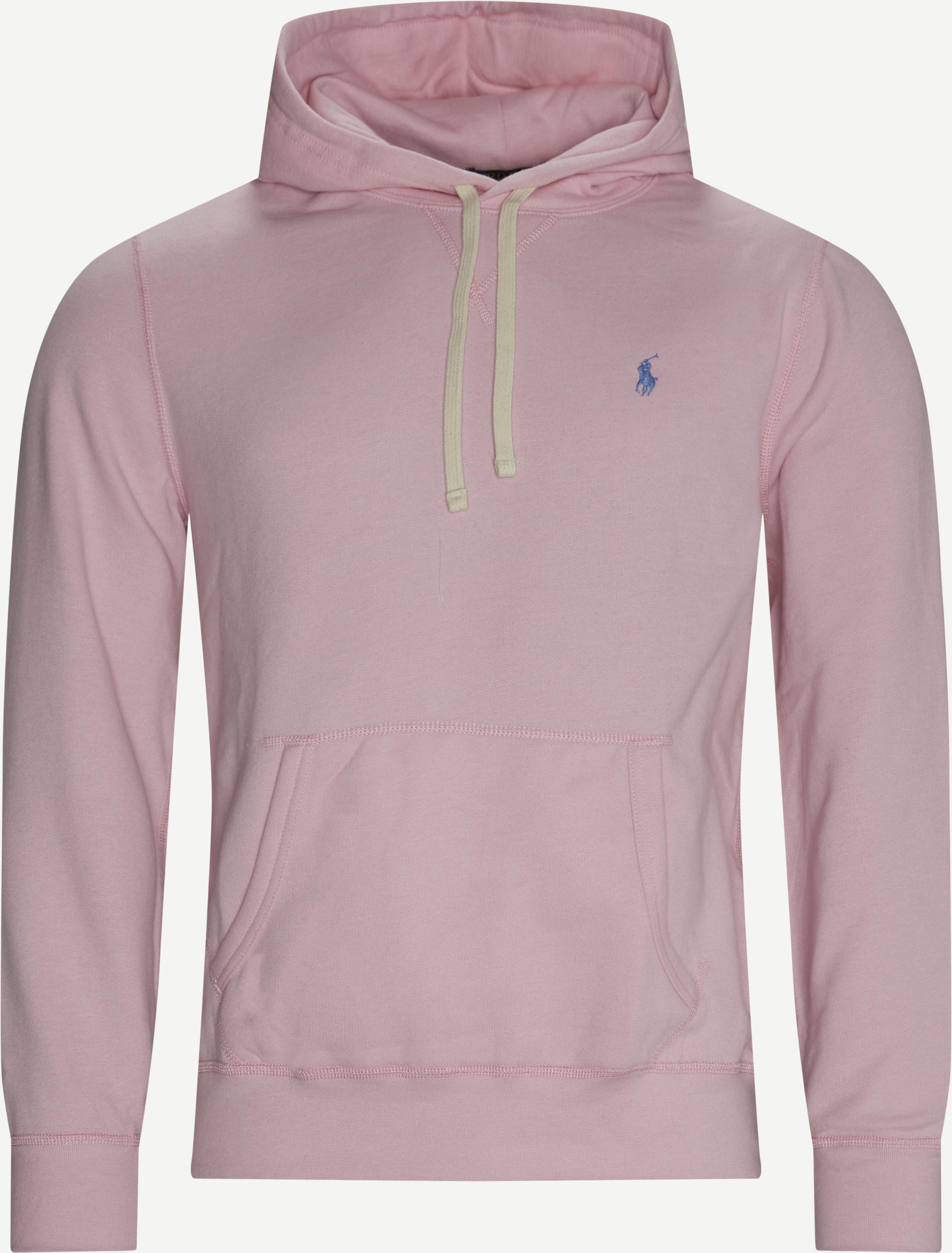 Hooded Sweatshirt - Sweatshirts - Regular fit - Pink
