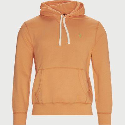 Hooded Sweatshirt Regular fit | Hooded Sweatshirt | Orange