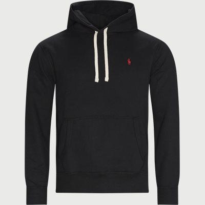 Hooded Sweatshirt Regular fit | Hooded Sweatshirt | Sort