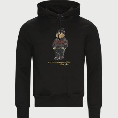 Bear Hoodie Sweatshirt Regular | Bear Hoodie Sweatshirt | Black