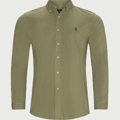 710654408 Skjorte Regular fit | 710654408 Skjorte | Army