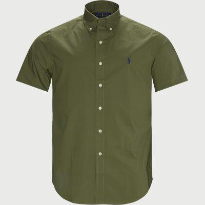 Casual Hemden | Oliv