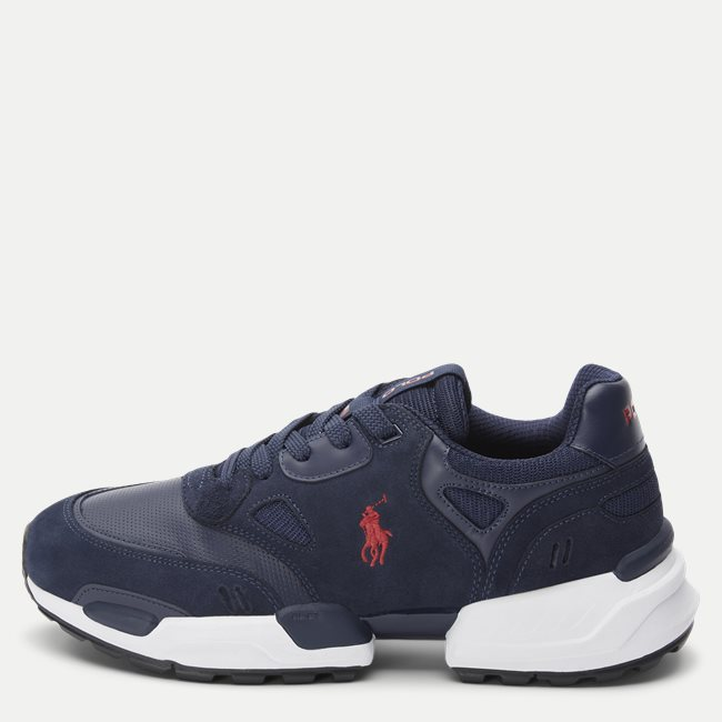 Chunky Polo Sneakers