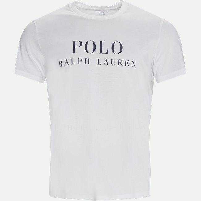Printet Crew Neck T-shirt