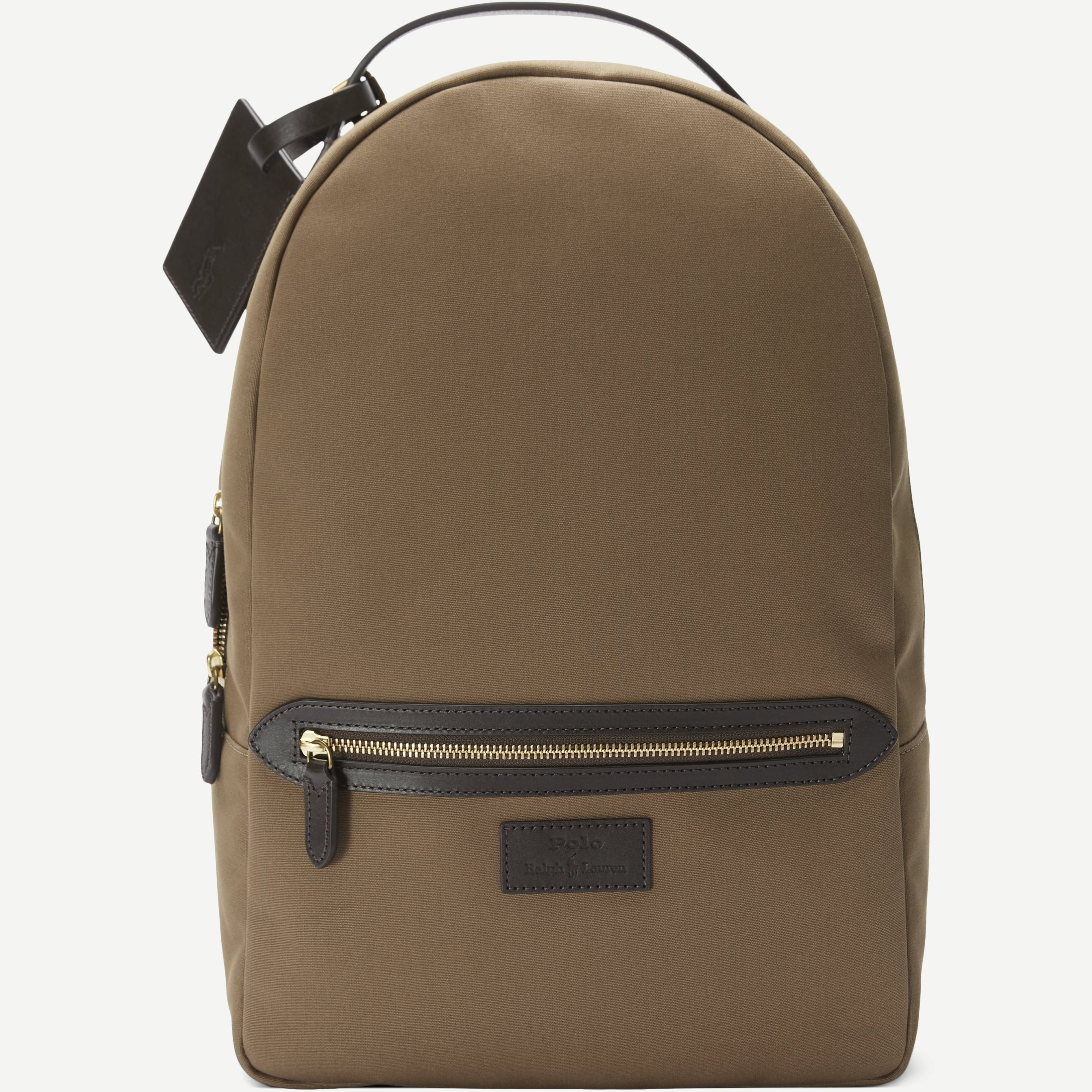 Canvas Backpack  - Bags - Sand
