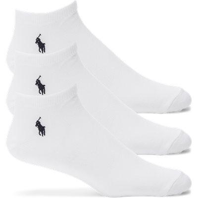 Socks | White