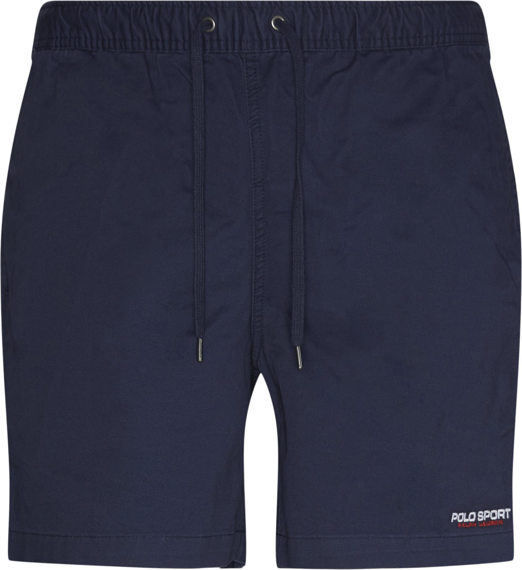 Shorts - Loose fit - Blue