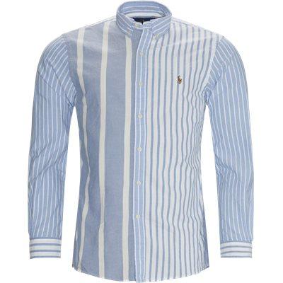 Stripe Shirt Slim fit | Stripe Shirt | Blå