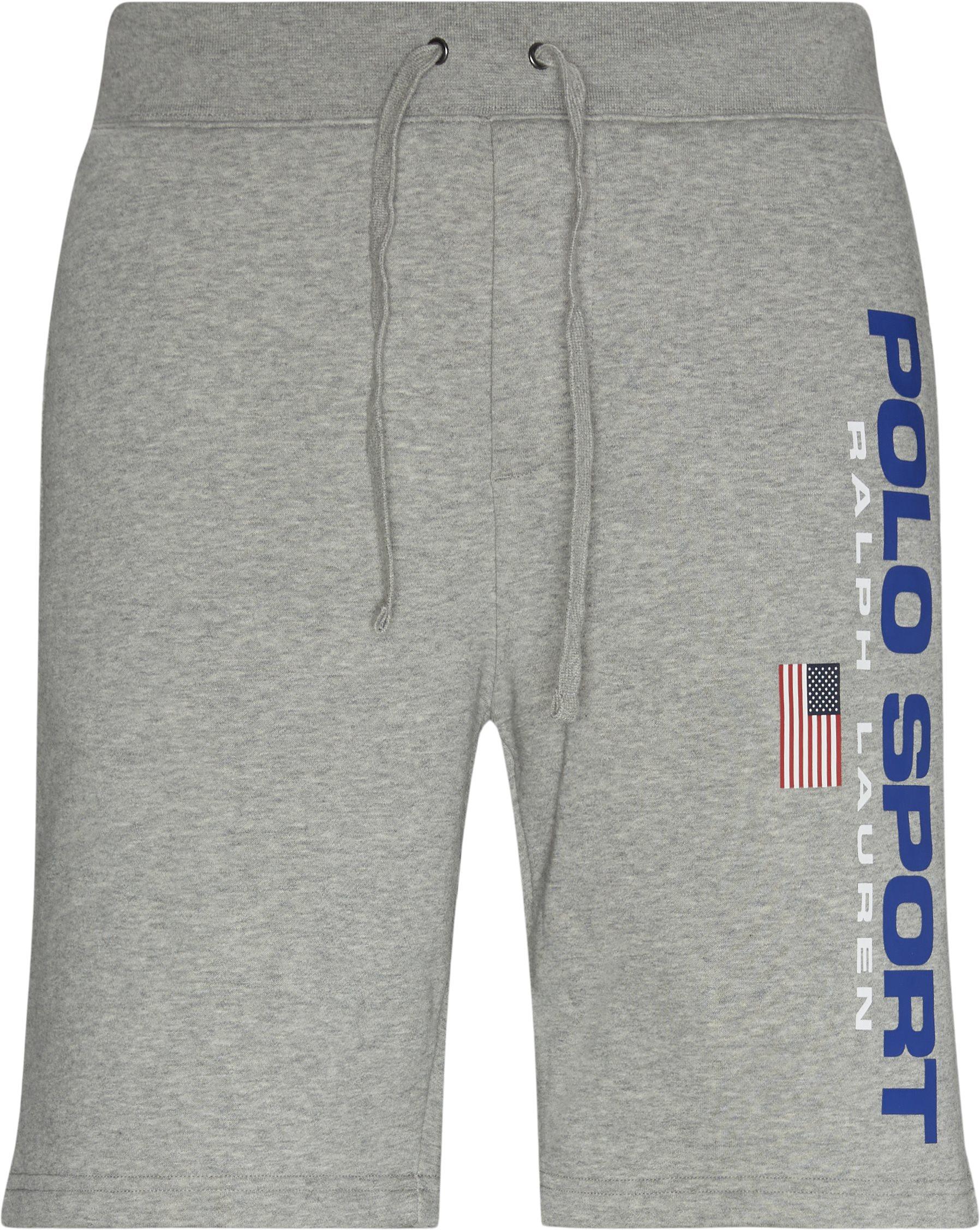 Shorts - Regular fit - Grey