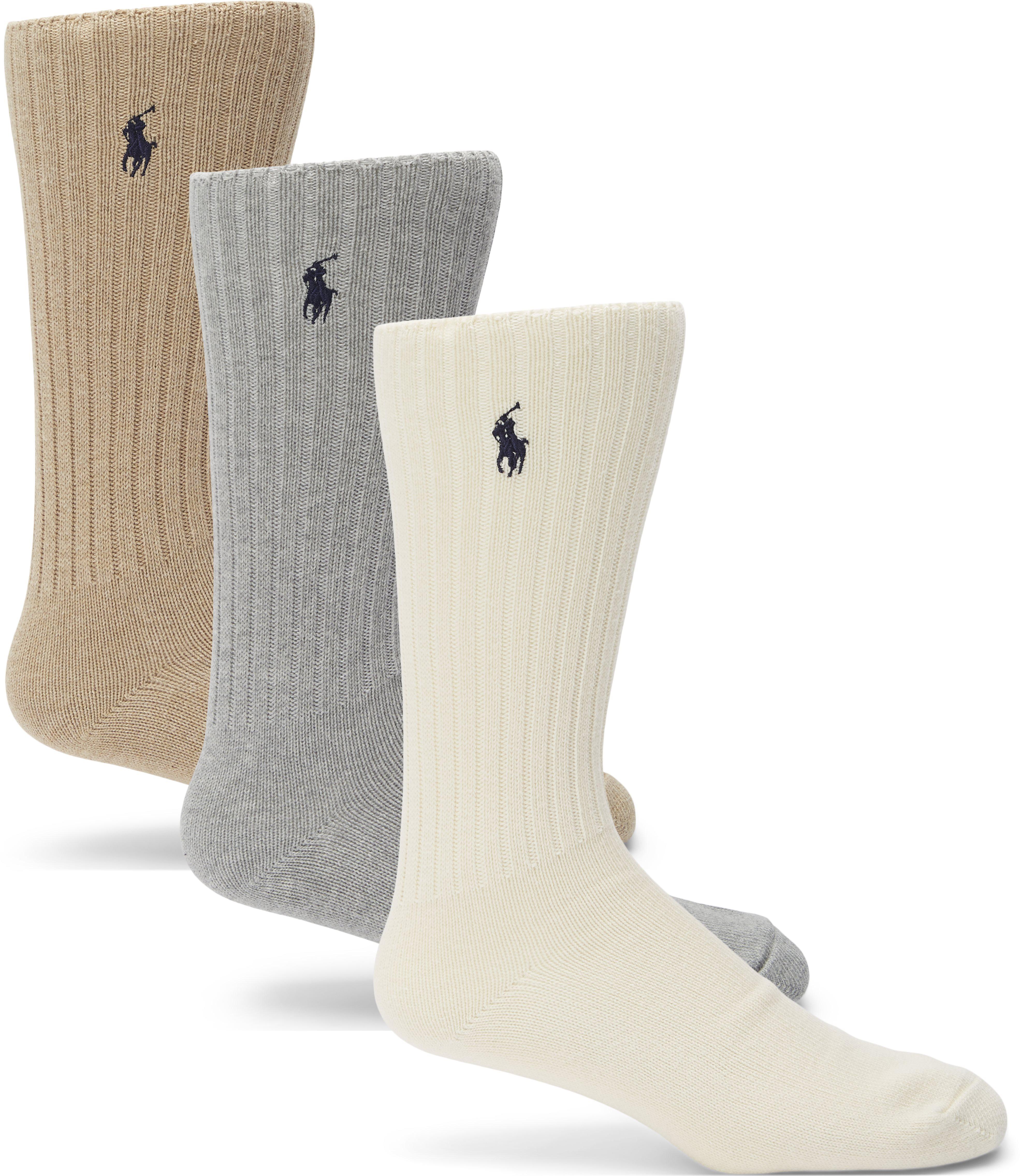 3 Pack socks - Strømper - Multi