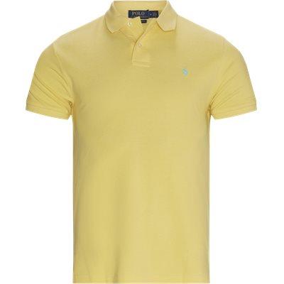 Regular | T-shirts | Yellow