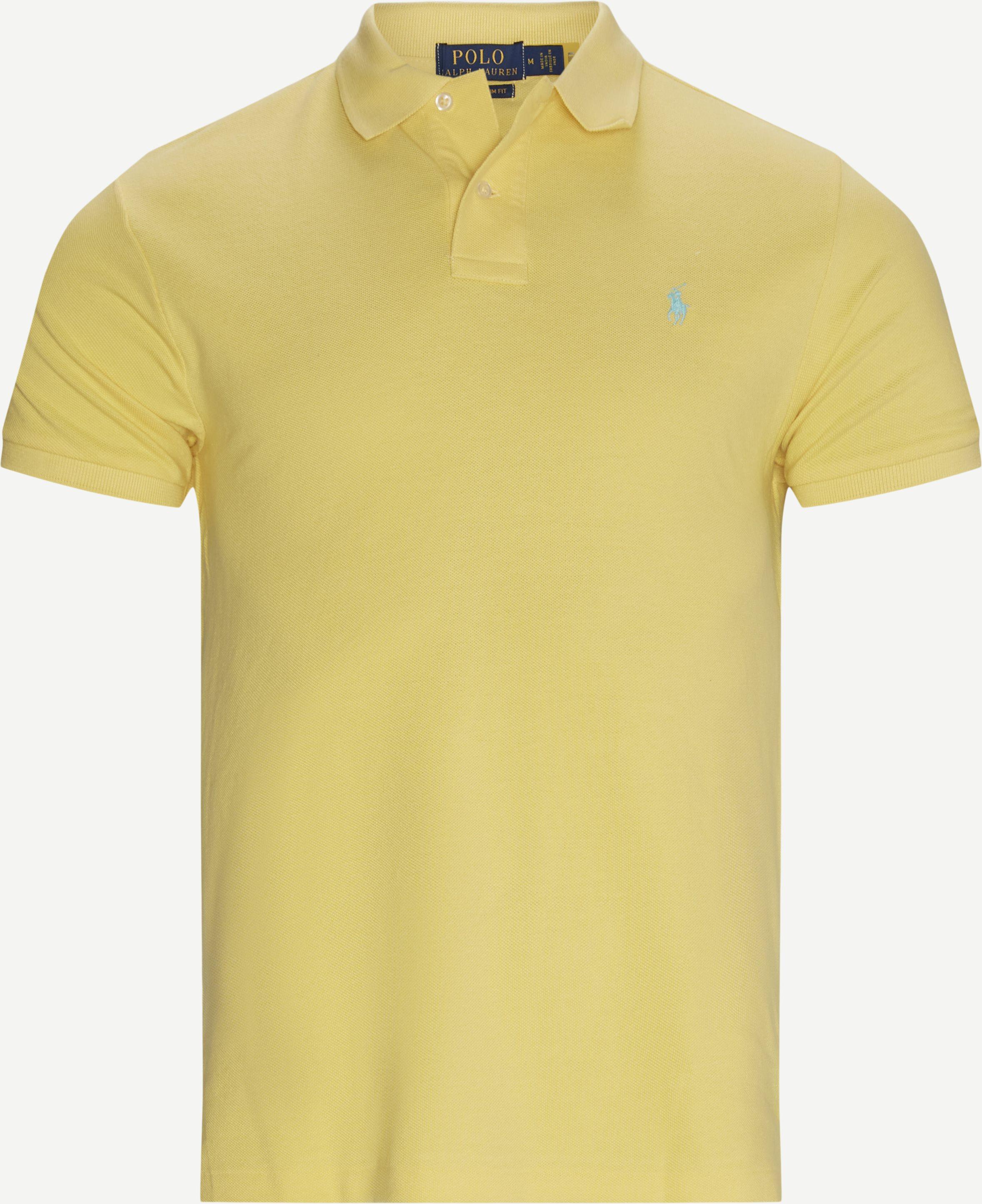 T-Shirts - Regular - Gelb