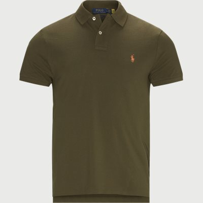 Polo T-shirt Regular fit | Polo T-shirt | Army