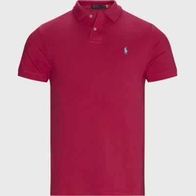 Polo T-shirt Regular   Polo T-shirt   Pink