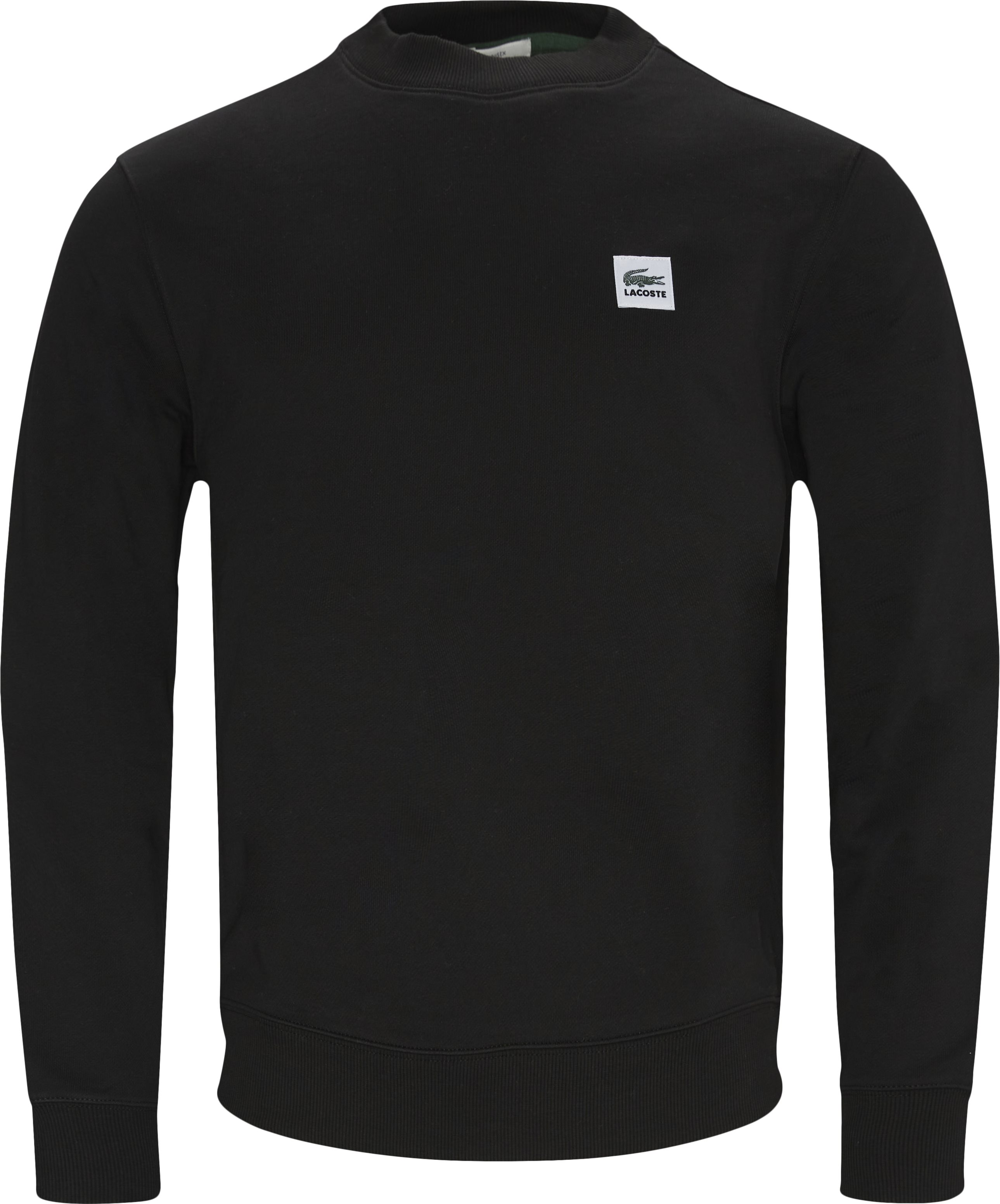 Crewneck Sweatshirt - Sweatshirts - Regular - Black
