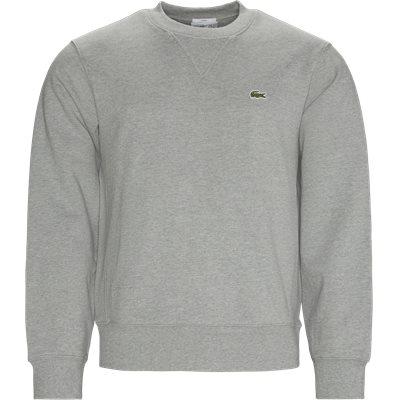 Sh1702 Crewneck Sweatshirt Regular fit | Sh1702 Crewneck Sweatshirt | Grå