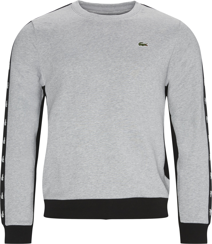 Crewneck Sweatshirt - Sweatshirts - Regular - Grå