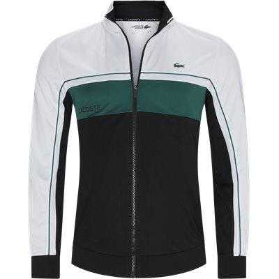 SH9543 Zip Sweatshirt Regular fit | SH9543 Zip Sweatshirt | Hvid