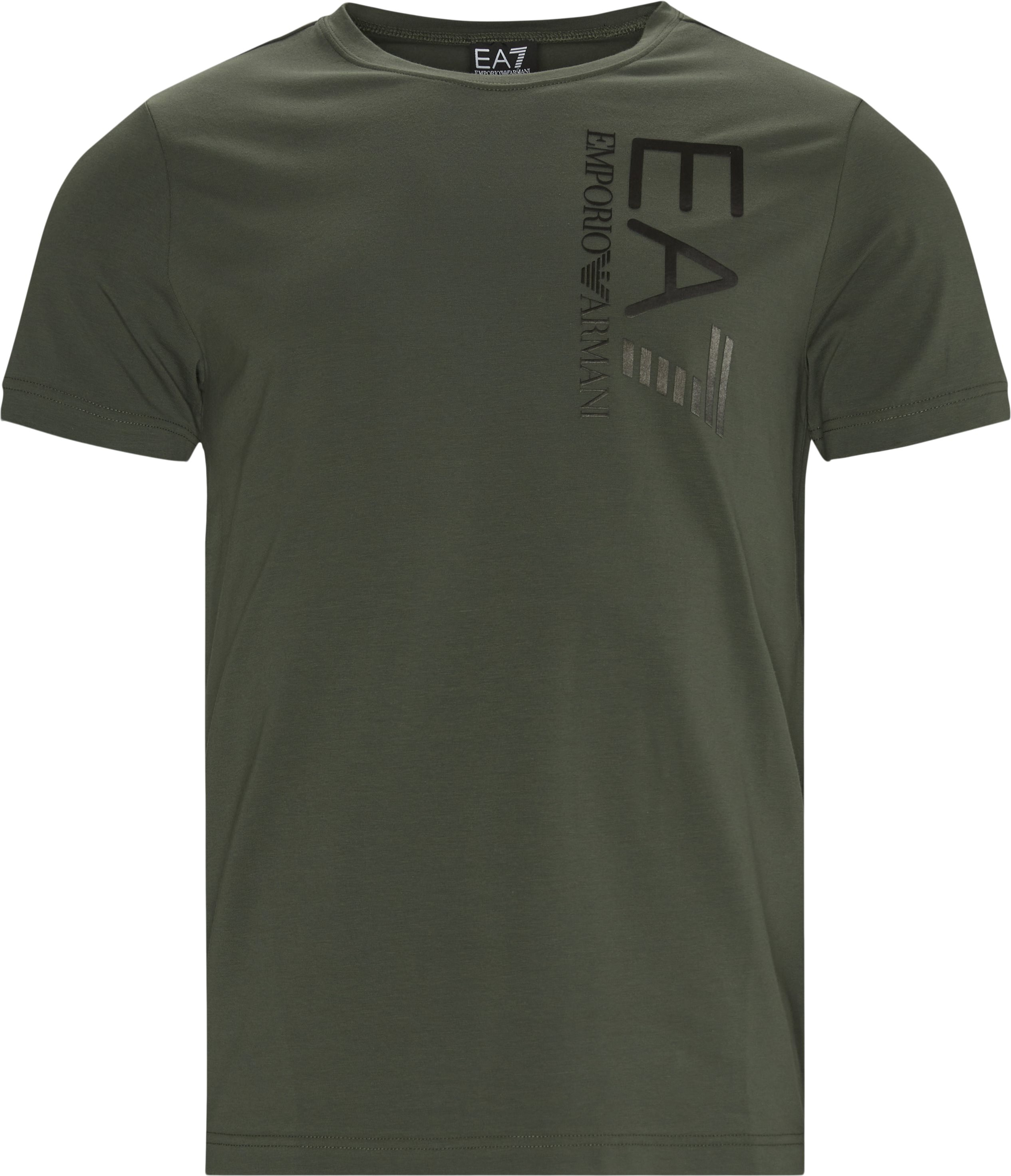 Pj7rz-3kpt10 Tee - T-shirts - Regular - Army