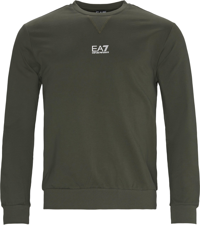 Pj05z-3kpm35 Sweatshirt - Sweatshirts - Regular - Army