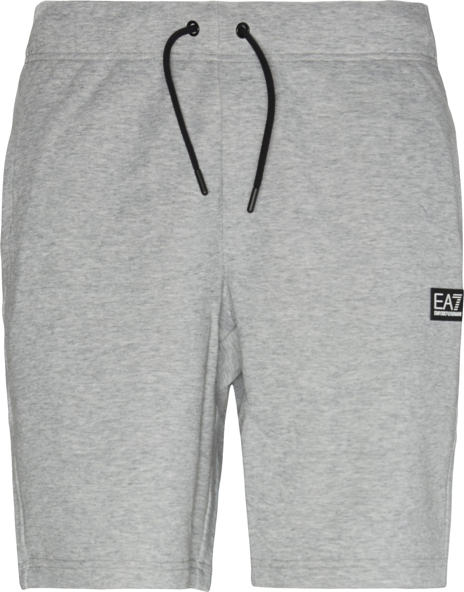 PJF3Z-3KPS82Sweatshorts - Shorts - Regular fit - Grå
