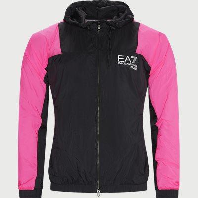 Nylon Jacket Regular fit | Nylon Jacket | Sort