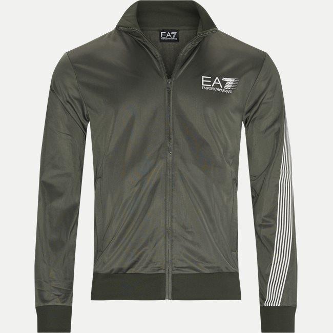 PJ08Z Logo Zip Track Jacket